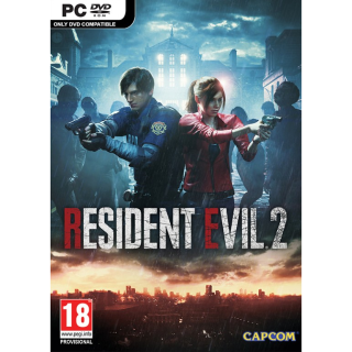 Resident Evil 2 PC STEAM EUROPE