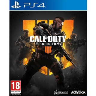 Call of Duty: Black Ops 4 PS4 ONLY ITALIA!