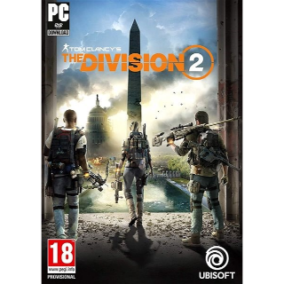 Tom Clancys The Division 2 PC EUROPE (Uplay)