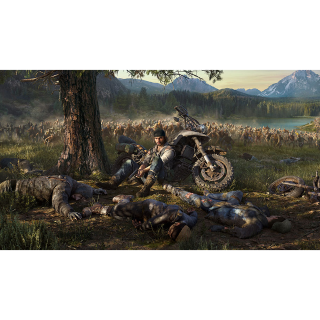 Days Gone (PS4) Bike skins and Dynamic Theme from Special Edition