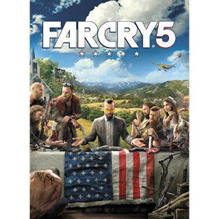 Far Cry 5 PC (Uplay) EUROPE