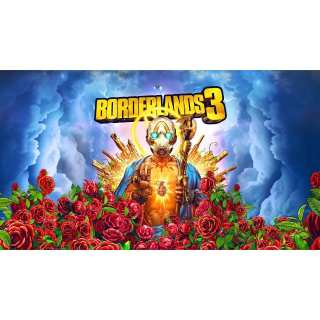 Borderlands 3 PC EU (Epic store)