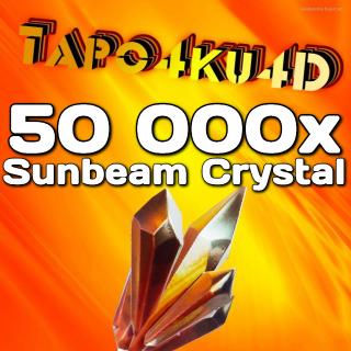 Sunbeam Crystal | 50 000x