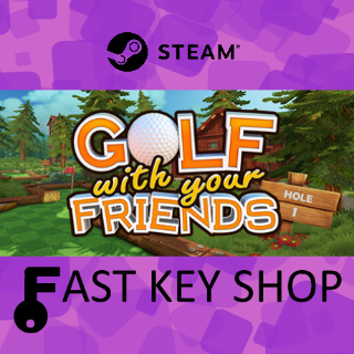 Golf With Your Friends + Caddypack DLC + OST Steam key | EU