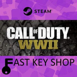 Call of Duty®: WWII Steam Key GLOBAL [INSTANT DELIVERY]