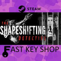 The Shapeshifting Detective Steam Key | Instant Delivery | GLOBAL