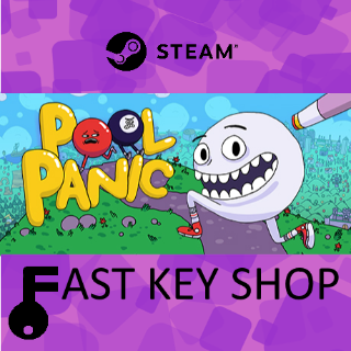 Pool Panic Steam Key   GLOBAL   Instant delivery