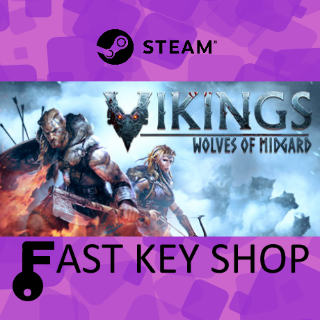 Vikings - Wolves of Midgard Steam Key | Instant Delivery | EU