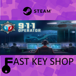 911 Operator Steam key | GLOBAL | Instant delivery