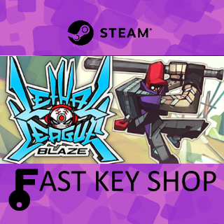 Lethal League Blaze Steam Key | Instant Delivery | GLOBAL
