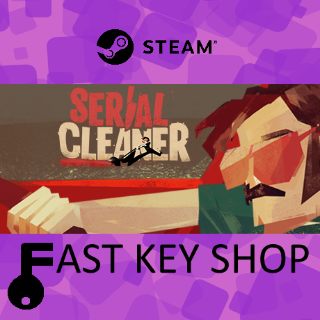 Serial Cleaner Steam Key | GLOBAL | Instant Delivery