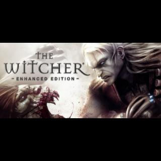 The Witcher: Enhanced Edition GOG Key | EU