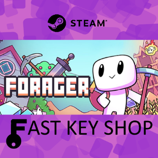 Forager Steam Key | Instant Delivery