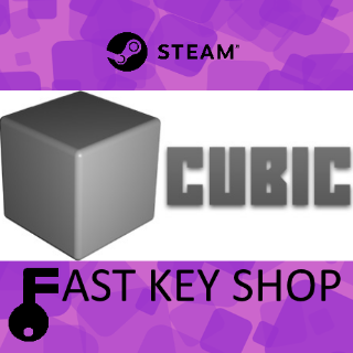 Cubic Steam Key   GLOBAL   Instant delivery