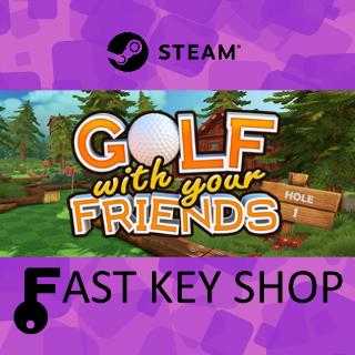 Golf With Your Friends + Caddypack DLC + OST Steam key | EU