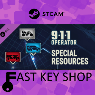 911 Operator - Special Resources DLC Steam Key | GLOBAL | Instant delivery