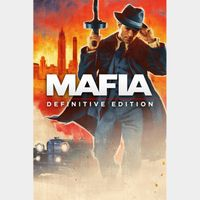 Mafia: Definitive Edition [USA][INSTANT]