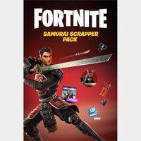 Fortnite - Samurai Scrapper Pack [USA]