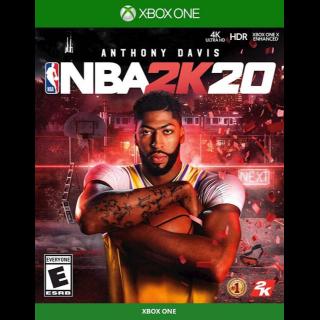 NBA 2K20 [USA]