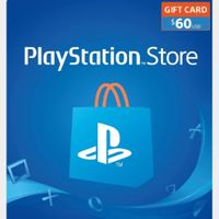 $60.00 PlayStation Store