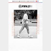 FIFA 21 Ultimate Edition [USA]