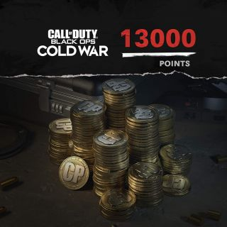 Call of Duty: Black Ops Cold War 13,000 Points