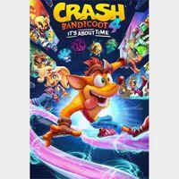 Crash Bandicoot™ 4: It's About Time [USA]