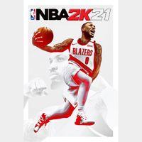 NBA 2K21 [USA]