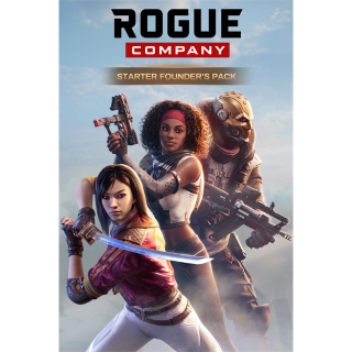 Rogue Company: Starter Founder's Pack [USA]