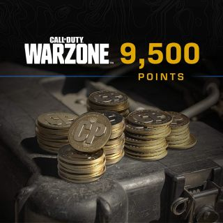 Call of Duty: Warzone -  9,500 COD Points [USA]