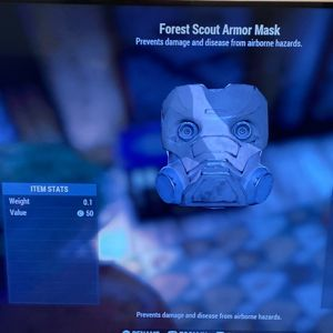 Apparel | urban+Forest scout mask