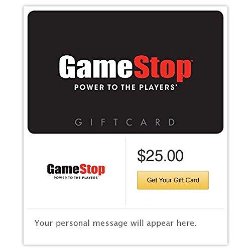 $25 00 Gift Card - GameStop Gift Cards - Gameflip
