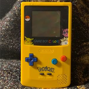 **Mint** Gameboy Color Pokémon Edition