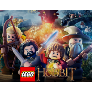 LEGO® The Hobbit™ (Steam key) | Automatic Delivery (Instant)