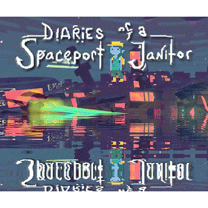 Diaries of a Spaceport Janitor (Steam key) |  Automatic Delivery (Instant)