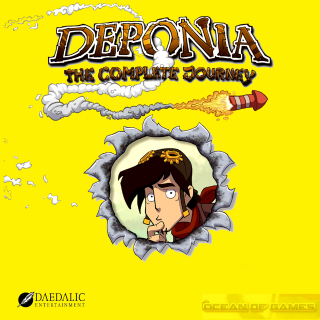 Deponia: The Complete Journey! (Steam key) | Instant Delivery (Automatic)