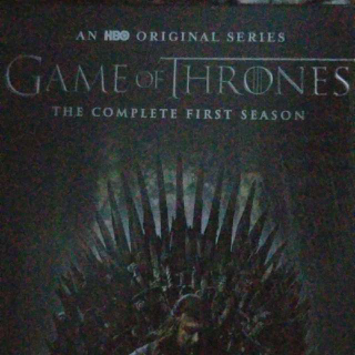 Game Of Thrones The Complete First Season Dvd