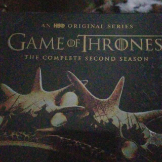 Game Of Thrones The Complete 2nd Season Dvd