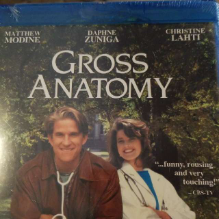 Gross Abatomy Blu Ray Movie