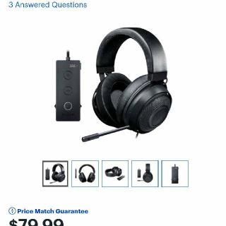 Razer Kraken Tournament Edition Headset