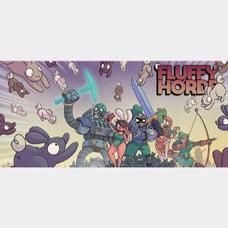 Fluffy Horde  Steam Key   Instant Delivery!