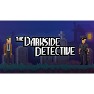 The Darkside Detective | Steam Key | Instant Delivery!