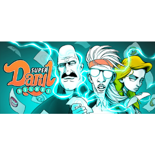Super Daryl Deluxe | Steam Key | Instant Delivery!