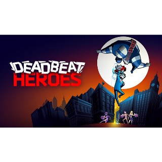 Deadbeat Heroes | Steam Key | Instant Delivery!