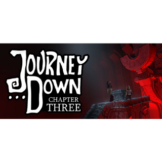 The Journey Down: Chapter Three | Steam Key | Instant Delivery!
