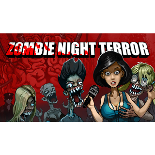 Zombie Night Terror | Steam Key | Instant Delivery!