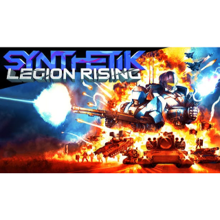 SYNTHETIK: Legion Rising | Steam Key | Instant Delivery!
