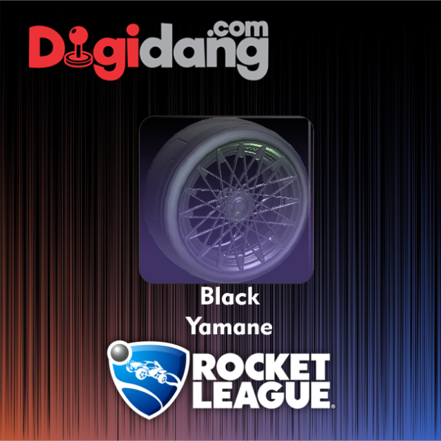 Yamane | Black - In-Game Items - Gameflip