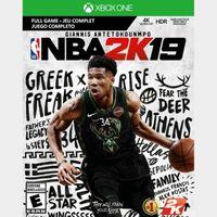 NBA 2K19 (Xbox One) Xbox Live Key GLOBAL