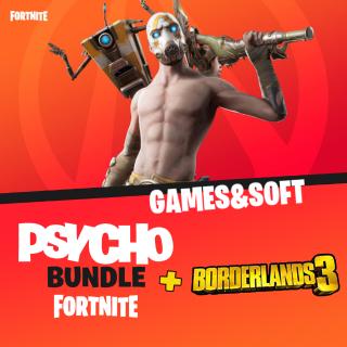 Code | Fortnite Psycho + BORD 3